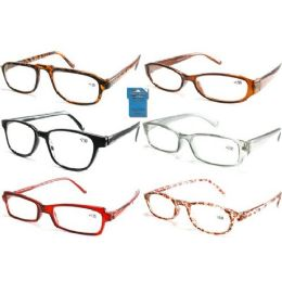72 Units of Assorted Reading Glasses - Reading Glasses