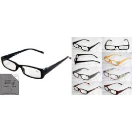 72 Units of Assorted Unisex Readers - Reading Glasses