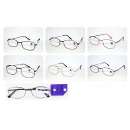 300 Units of Metal Reading Glasses - Reading Glasses
