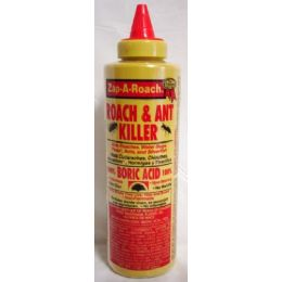 24 Units of Boric Acid 5 Ounce Bottle - Pest Control