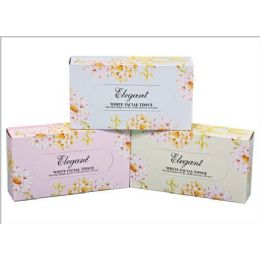 30 Units of Facial Tissue 100 Count Institution Size - Tissues