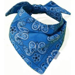 144 Units of Bandanas Assorted Colors to a case - Bandanas