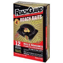 12 Units of Roach Baits 12 Pack Discs - Pest Control