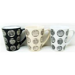 48 Units of 11 Ounce Stoneware  Mug - Coffee Mugs