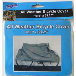 36 Units of All Weather Bicycle Cover - Biking