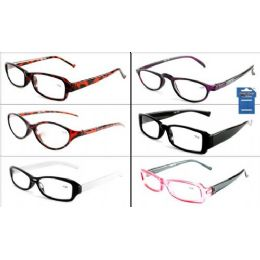 300 Units of Plastic Reading Glasses Assorted - Reading Glasses