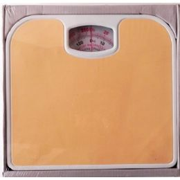 12 Units of Bathroom Scale Beige Non Skid - Bathroom Accessories
