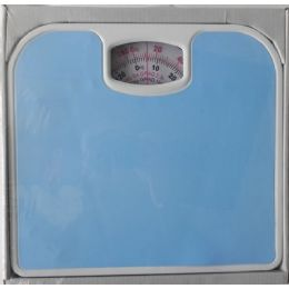 12 Units of Bathroom Scale Blue Non Skid - Bathroom Accessories