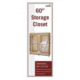 5 Units of Storage closet - Storage Holders and Organizers