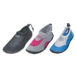 30 Units of Ladies Aqua Shoes - Women's Aqua Socks