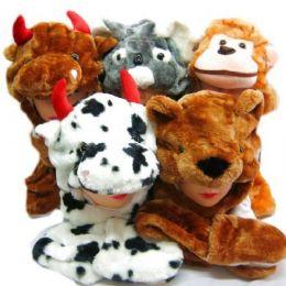 60 Units of Animal Hats - Winter Animal Hats