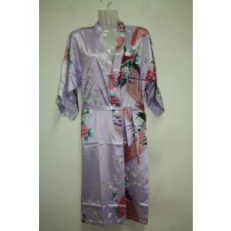 72 Units of Ladies Silky Night Gown - Women's Pajamas and Sleepwear