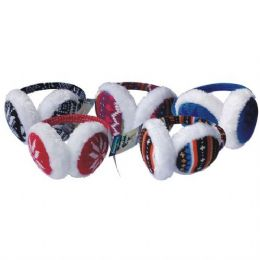 48 Units of Ear Muff Knit Designs - Ear Warmers
