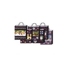 "360 Units of ""XMAS Bag S 6.3""""X5.3""""X2"""""" - Gift Bags Christmas"