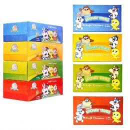 48 Units of Looney Tunes Tissue 90SH - Tissues