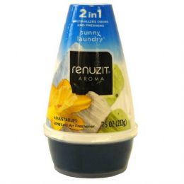 48 Units of Renuzit Adjustable 7.5oz Sunny Laundry - Air Fresheners