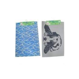 36 Units of Floor Mat Printed Non-Slip - Bath Mat Sets