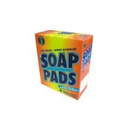 96 Units of Dura Blue Soap Pads 8 Pieces - Cleaning Products