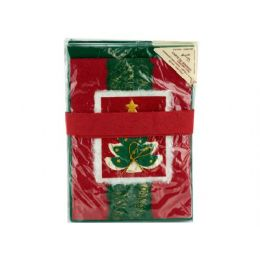 72 Units of Handmade Holiday Card Set with Envelopes - Christmas Novelties