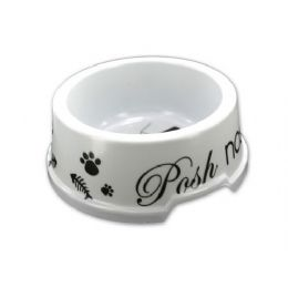 72 Units of Melamine Cat Bowl - Pet Accessories