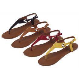 36 Units of Ladies' Fashion Sandals