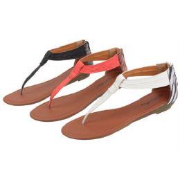 24 Units of Ladies Sandal - Women's Flip Flops