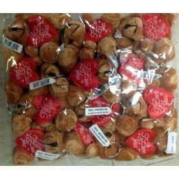 108 Units of Teddy Bear I Love You Key Chain 4 Inch - Valentines