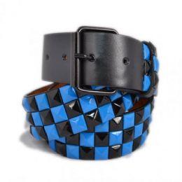 60 Units of Metal Fashion Unisex Belt - Unisex Fashion Belts