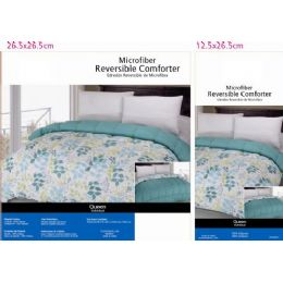 6 Units of Floral Theme Comforter Set King Size - Blankets & Bedding