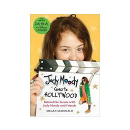 56 Units of Judy Moody Goes To Hollywood: Behind The Scenes With Judy Moody And Friends - Books