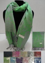 """36 Units of Fashion Pashmina With FringE--Animal Print """"belts"""" - Womens Fashion Scarves"""