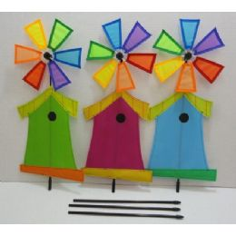 "60 Units of 9.5"" Wind Spinner-Windmill - Wind Spinners"