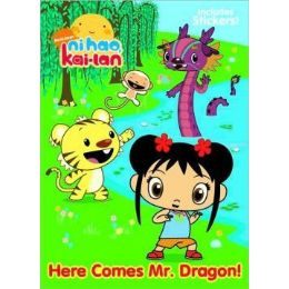 48 Units of Nickelodeon Nihao,Kai-Lan Here Comes Mr Dragon - Toy Sets