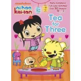 72 Units of Nickelodeon Nihao,Kai-Lan Tea for Three - Toy Sets