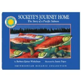 56 Units of Smithsonian Oceanic Collection Series Sockeyes Journey Home - Toys & Games