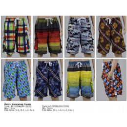 72 Units of Mens Bathing Suit LIMITED STOCK - Mens Bathing Suits