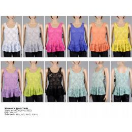 72 Units of Ladies Blouse - Womens Fashion Tops