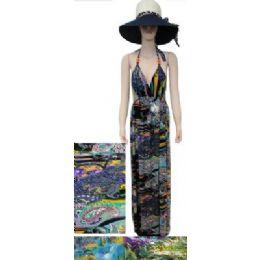 24 Units of Long Summer Dress - Womens Sundresses & Fashion