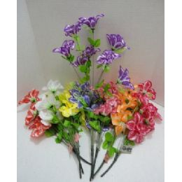 144 Units of 8 Head Flower - Artificial Flowers