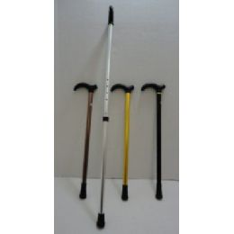 60 Units of Adjustable Cane Assorted Colors - Skin Care