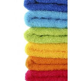 54 Units of Solid Color Bath Towel Size 27X54 - Bath Towels