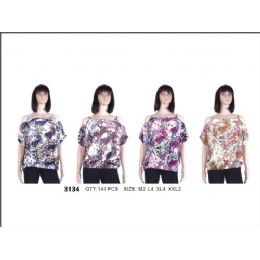 72 Units of Ladies Blouse Top - Womens Fashion Tops