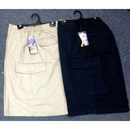 12 Units of Mens Carg Shorts -NAVY ONLY - Mens Shorts