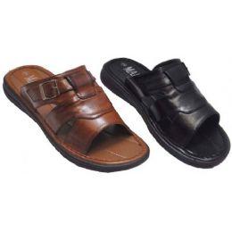 18 Units of Mens Sandal With Open back - Men's Flip Flops and Sandals
