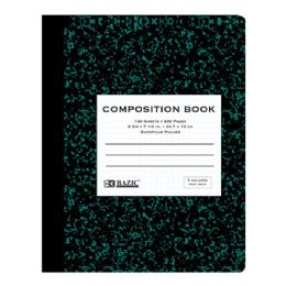 48 Units of Bazic W/r 100 Ct. Fashion Design Composition Book - Notebooks