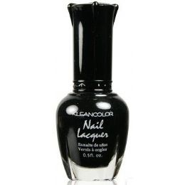 60 Units of Klean Color Nail Poilsh Number 05 Black - Nail Polish