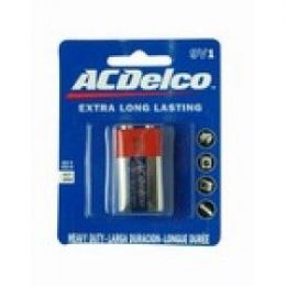 48 Units of ACDelco Hvy Duty 9V Battery 1Pk - Batteries