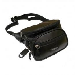 12 Units of Trailmaker Vinyl Belt Bag - Fanny Pack