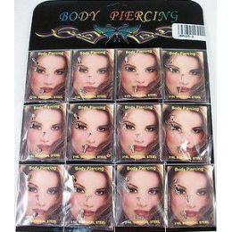 48 Units of Body Piercing/ Body Jewelry - Body Jewelry