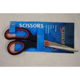 48 Units of 12 pcs metal Scissors - Scissors